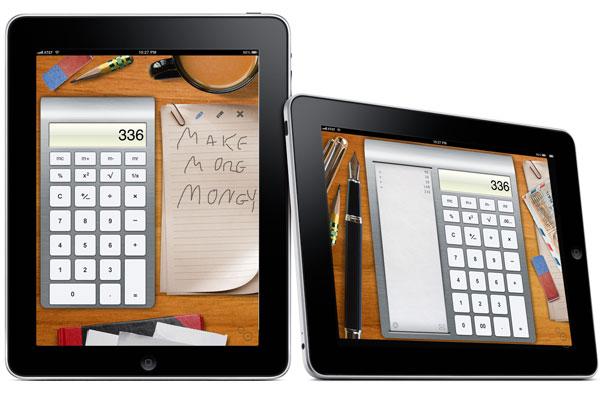 Calculator HD for iPad
