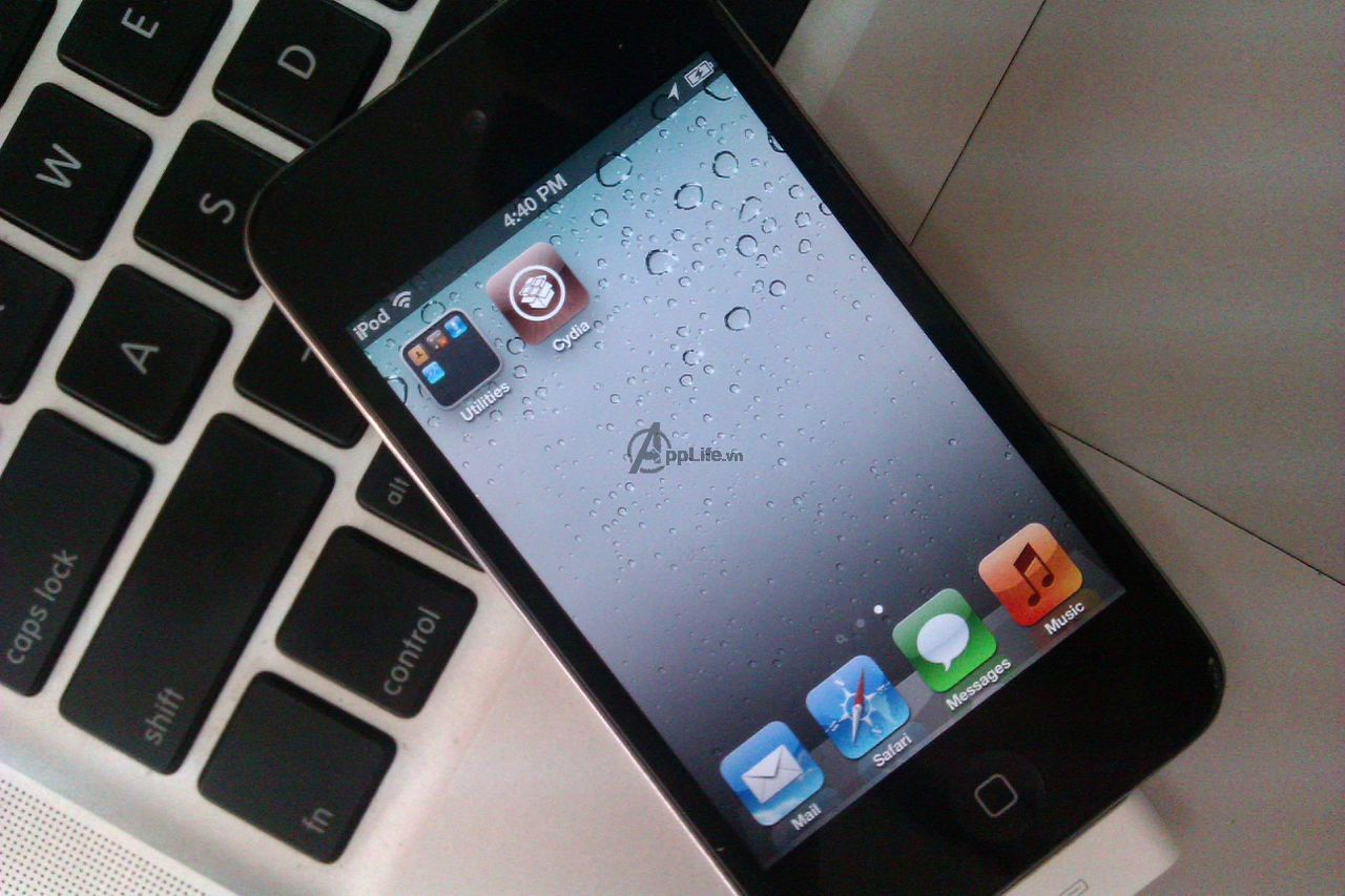 Cách jailbreak iOS 5.1.1 cho iPhone 3GS/4, iPad 1 & iPod Touch G3/G4