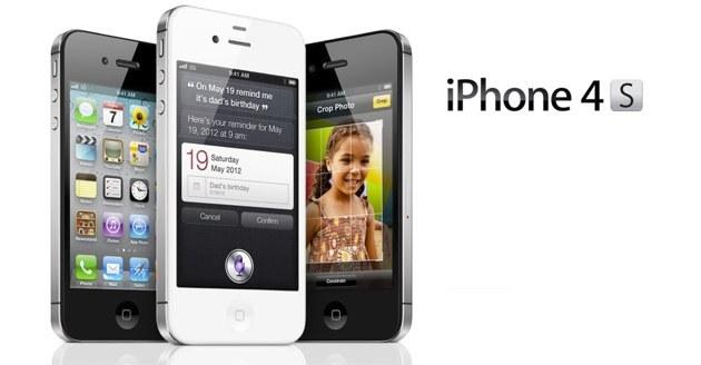 Mẫu iPhone 4s được sản xuất từ 2011