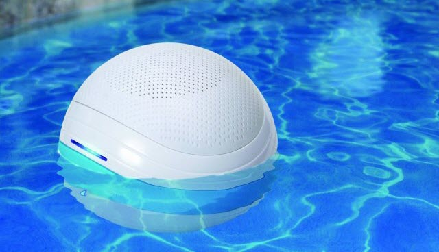 Loa Floating Speaker mang âm thanh xuống nước