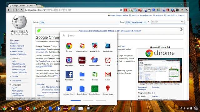 Hệ điều hành Chrome OS chưa có sức hút lớn tới người sử dụng máy tính