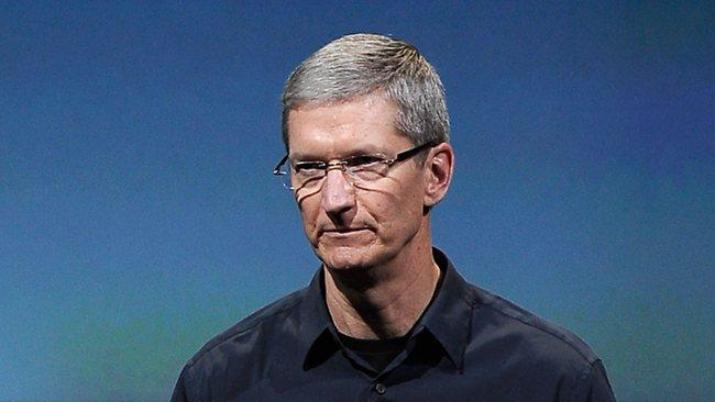 Tim Cook - CEO hiện tại của Apple