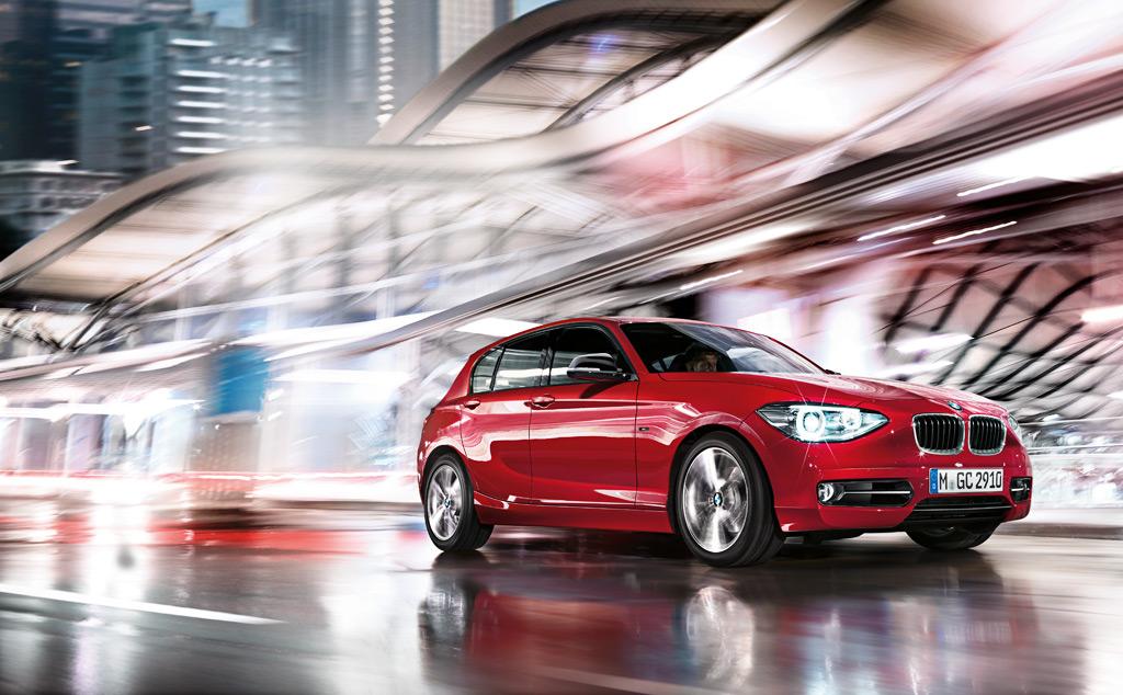 Mẫu xe 2011 trở đi sẽ đươc tích hợp BMW Apps nếu khách hàng yêu cầu