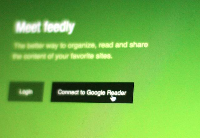 Trong vòng 2 ngày, 500 ngàn lượt người dùng chuyển sang Feedly từ Google Reader
