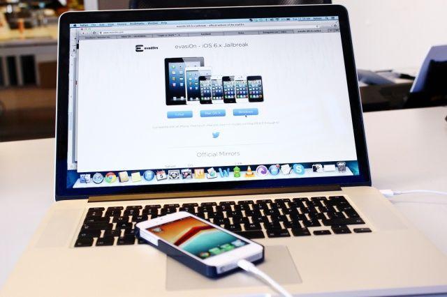 Jailbreak iPhone/iPad ngày càng phổ biến