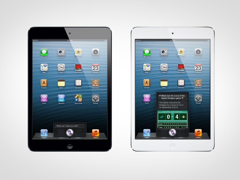 iPad Mini Retina sẽ xuất hiện vào cuối năm nay.