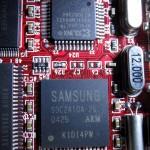 Bộ xử lý do Samsung cung cấp