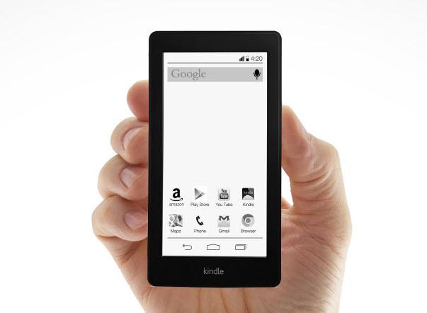 Kindle Phone bị trì hoãn do vấn đề ở khâu sản xuất?