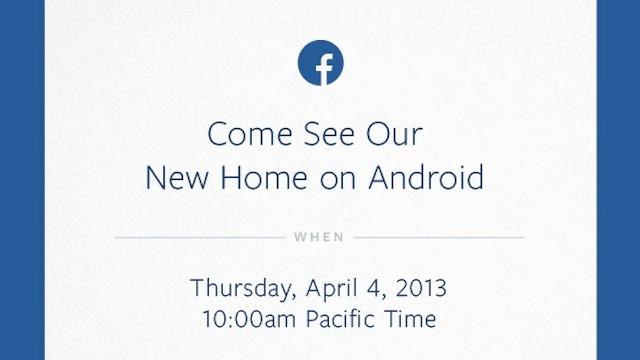 Facebook có thể giới thiệu smartphone riêng dùng Android