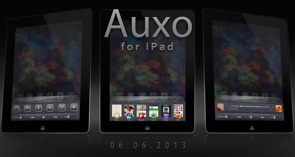 Auxo cho iPad ra mắt vào ngày 6/6/2013