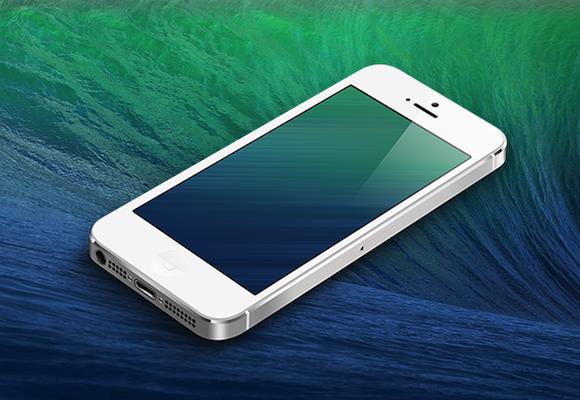 iPhone-5-Mavericks-splash