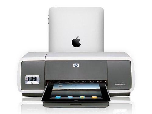iPad-3-Printing