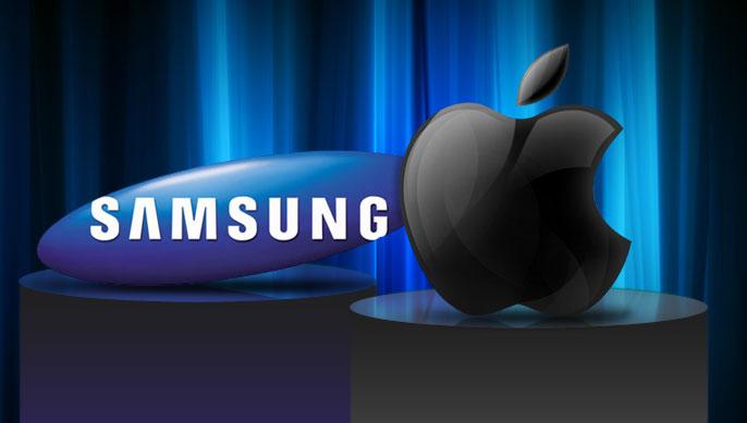 Cuộc chiến bản quyền giữa Apple và Samsung vẫn còn tiếp tục