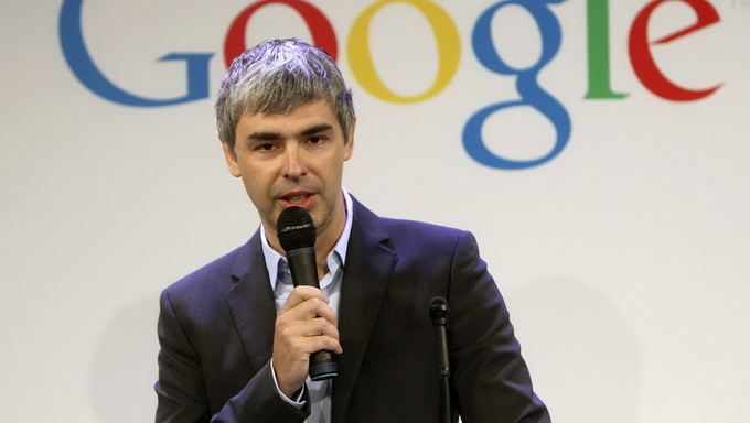 Larry Page - Google.com