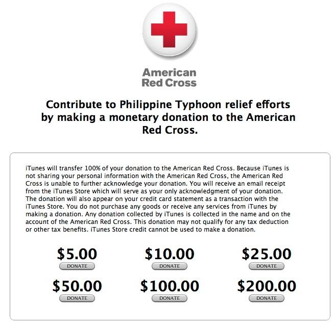 Apple-Philippines-relief-effort-in-iTunes