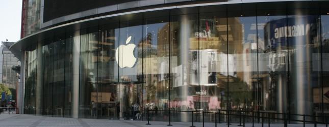 Một cửa hàng Apple Store