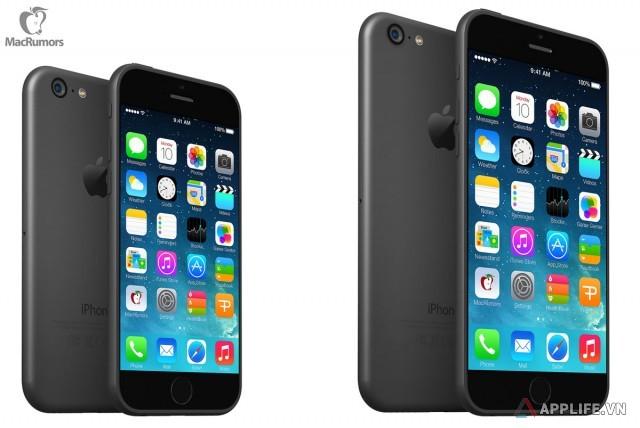 Iphone 6 bị lộ bản vẽ