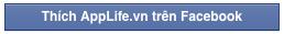 AppLife.vn trên Facebook