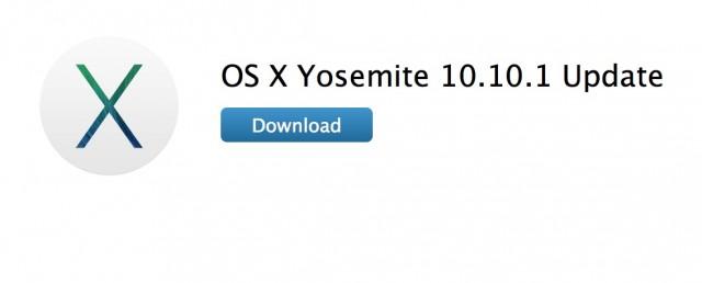 Yosemite-10.10.1 update