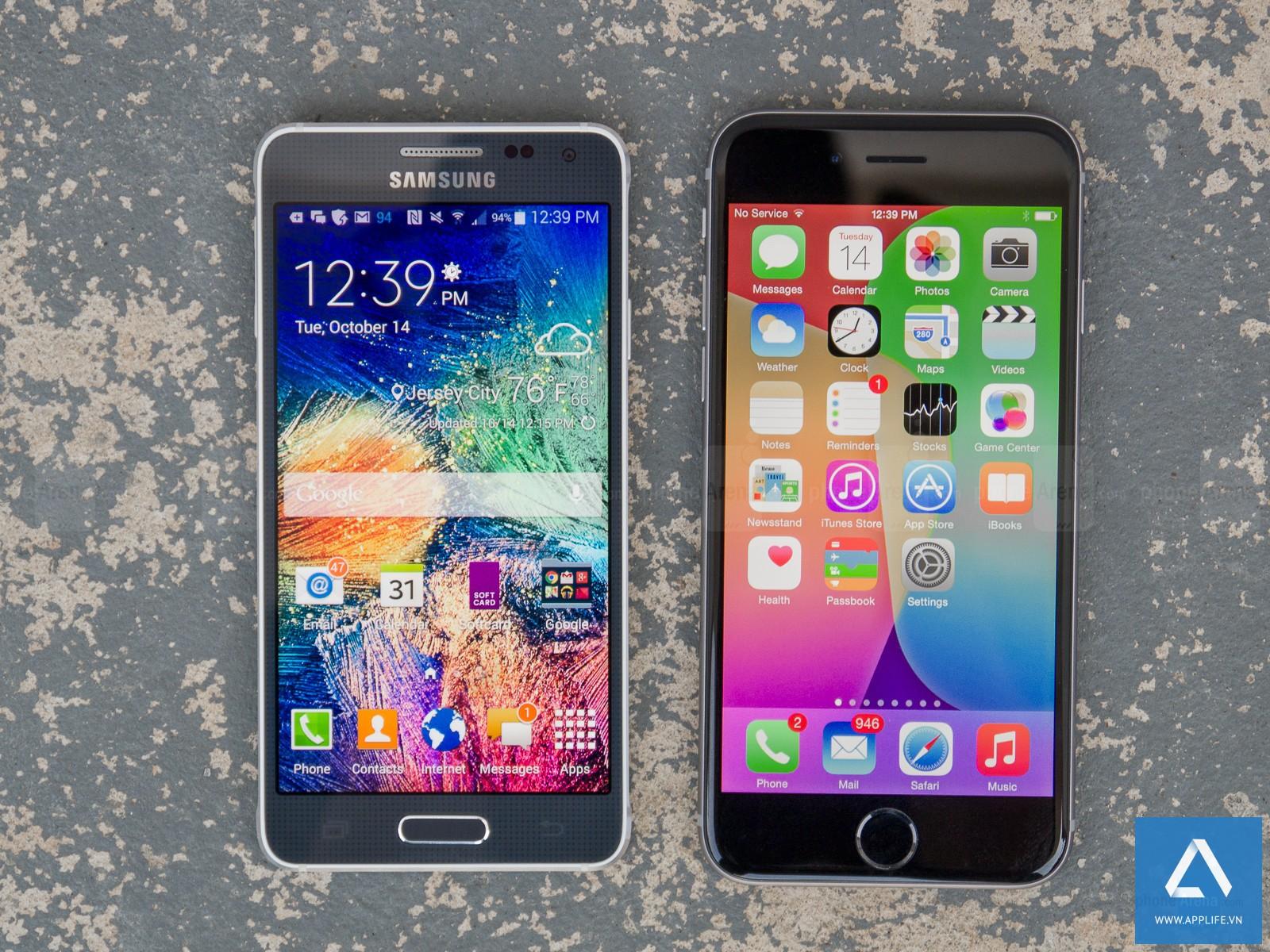 Samsung-Galaxy-Alpha-vs-Apple-Iphone-6-01