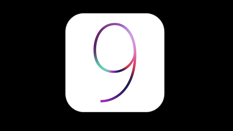iOS 9 unofficial logo.