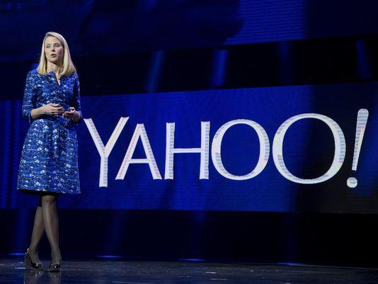 Marissa Mayer – Chủ tịch và tổng giám đốc Yahoo! (ảnh: Internet)