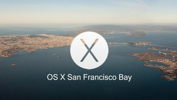 OS X San Francsico Bay