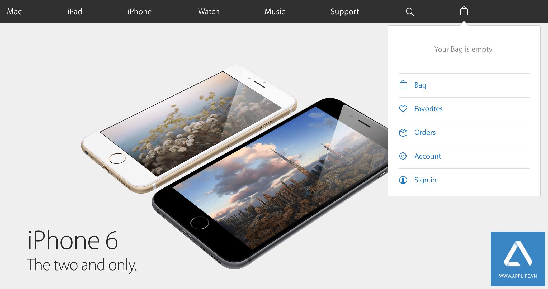 Apple.com-new-design