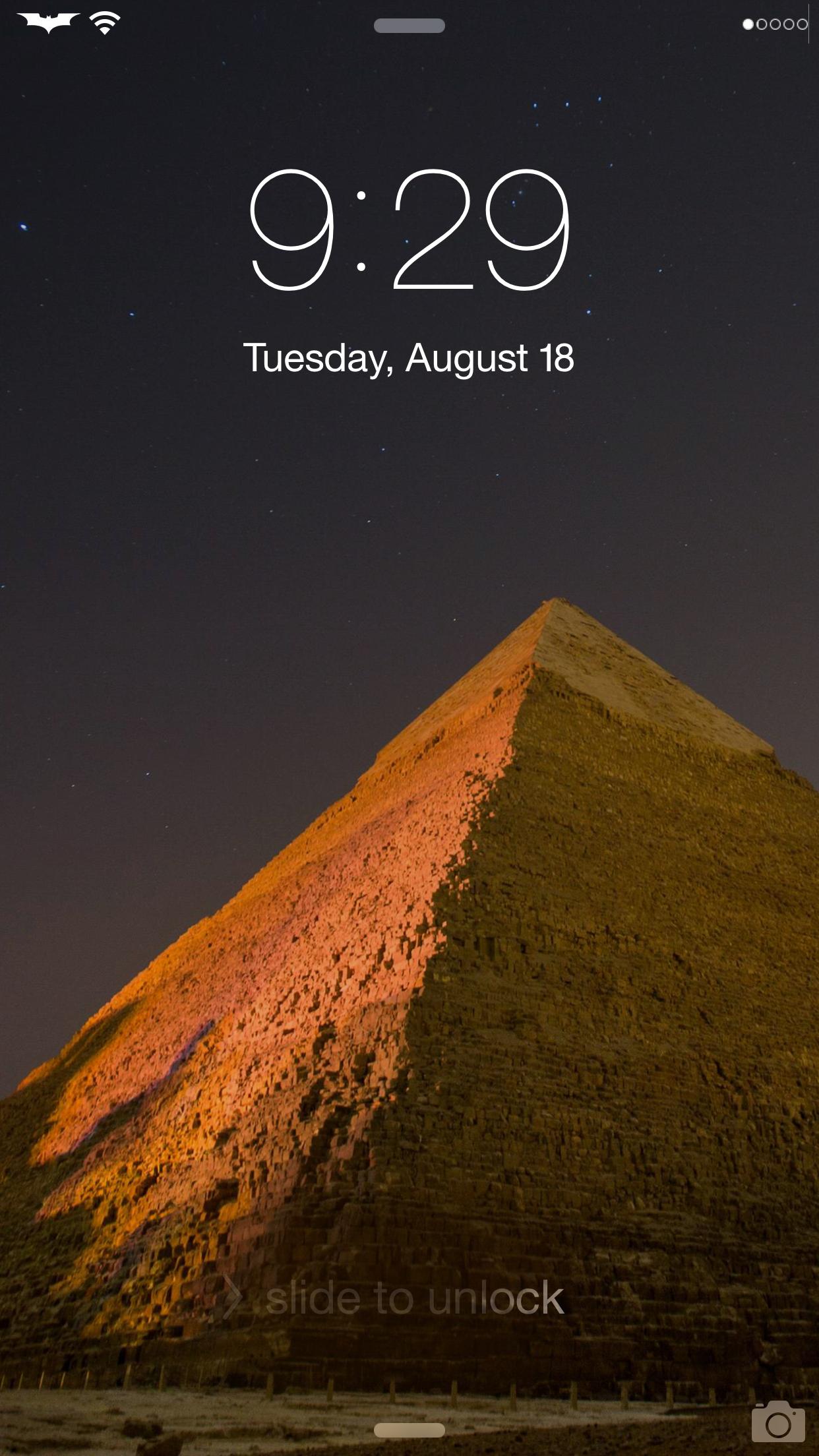 hình nền android 6 trên iphone 6 plus