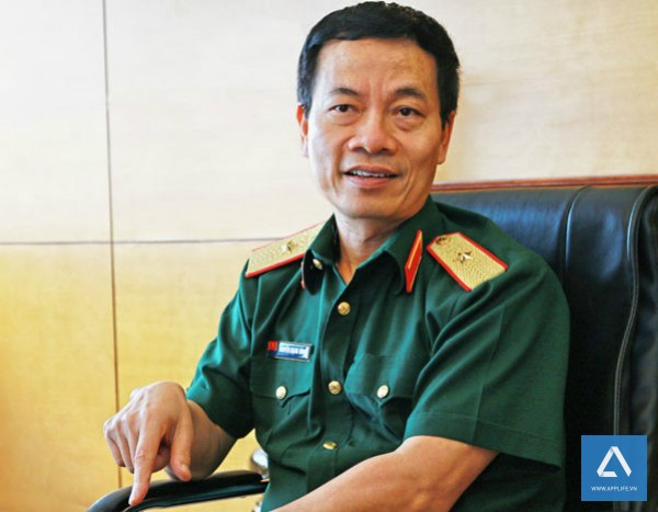 Thiếu tướng Nguyễn Mạnh Hùng, Tổng giám đốc Viettel.