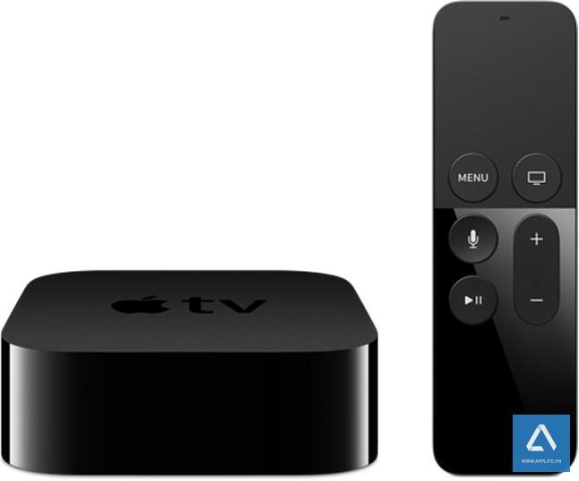 The New Apple TV dự kiến bán ra vào tháng 10