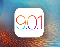 iOS 9.0.1 logo