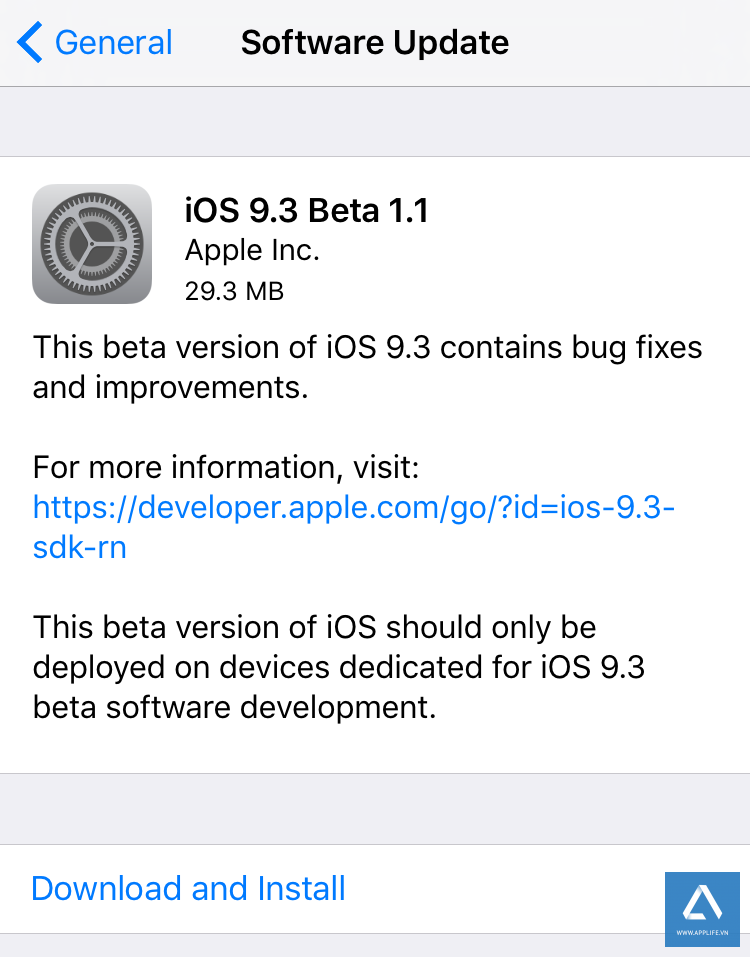 iOS-9.3-beta-1.1-OTA