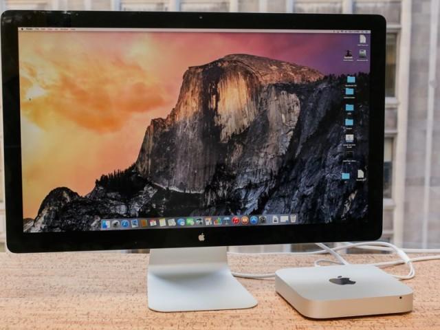 Người dùng đang trông đợi Apple Cinema Display với độ phân giải 5K
