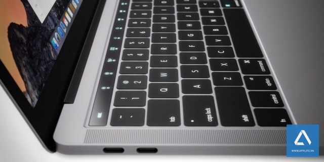 Mẫu thiết kế ý tưởng cho MacBook Pro Retina 15 inch Late 2016