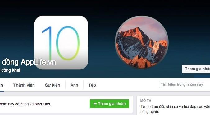 applife-vietnam-group-facebook