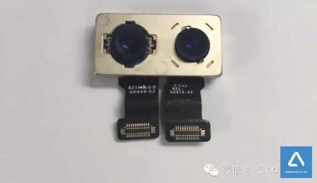 Dual camera của iPhone 7 Plus