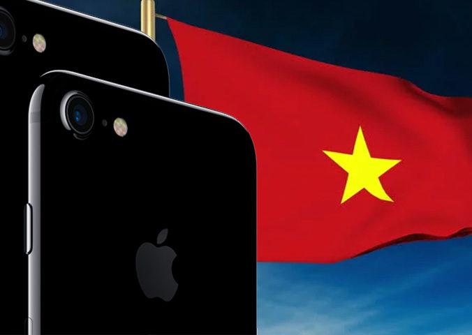 iPhone 7 chính thức được bán ra ở Việt Nam, đặt hàng từ hôm nay