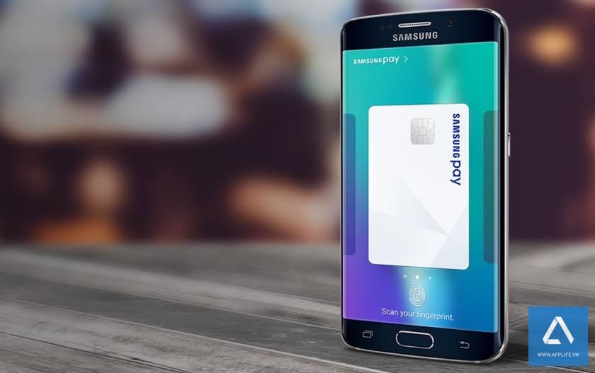 Apple từ chối ứng dụng Samsung Pay trên iOS