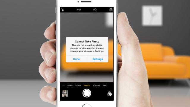 Tiết kiệm cả Gigabyte với thủ thuật sau cho iPhone