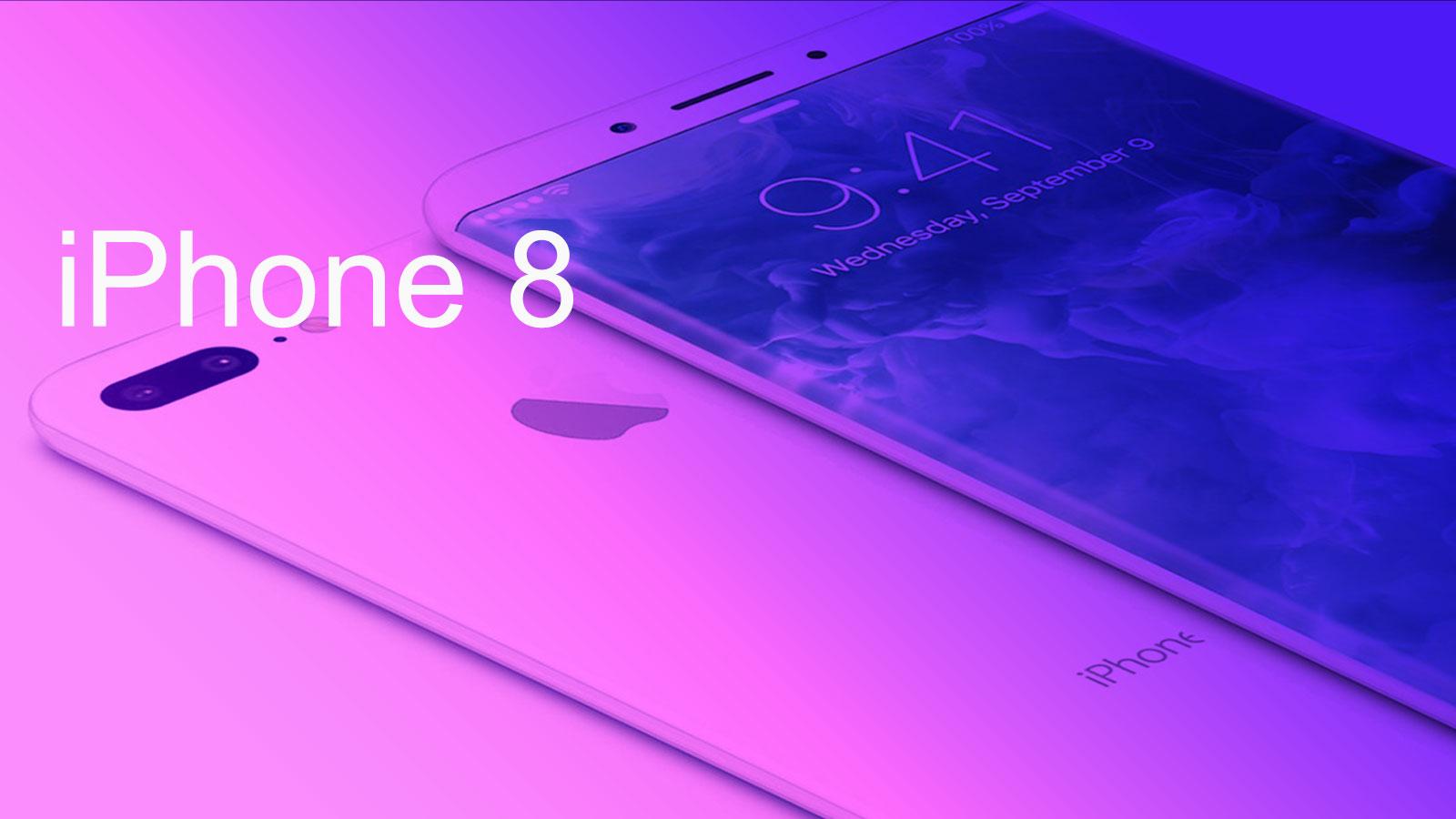 iPhone 8 có thể ra mắt vào tháng 9 năm nay