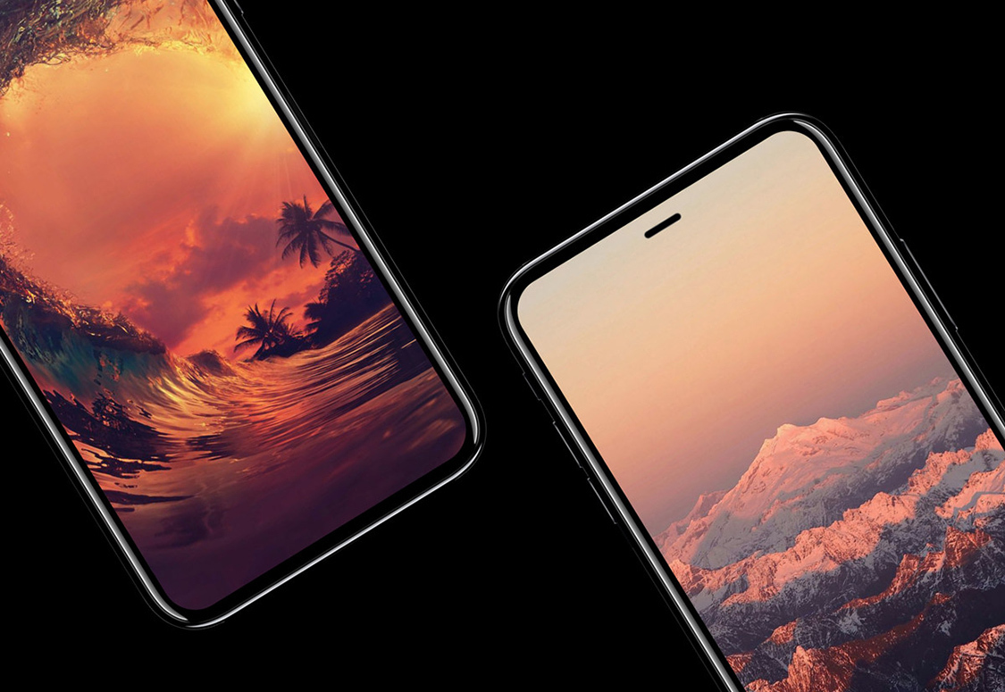 Mẫu thiết kế ý tưởng iPhone 8