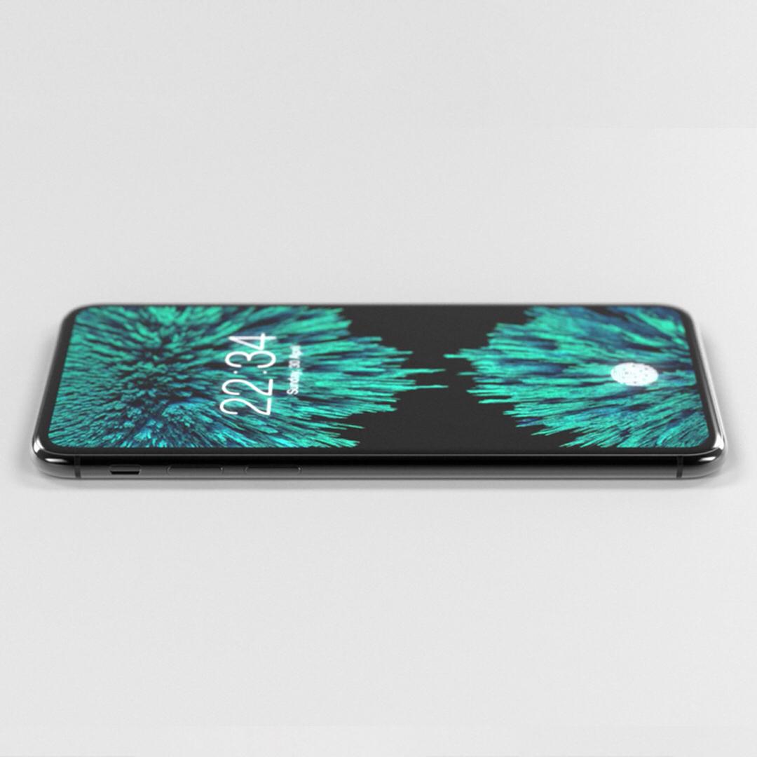Thiết kế ý tưởng iPhone 8