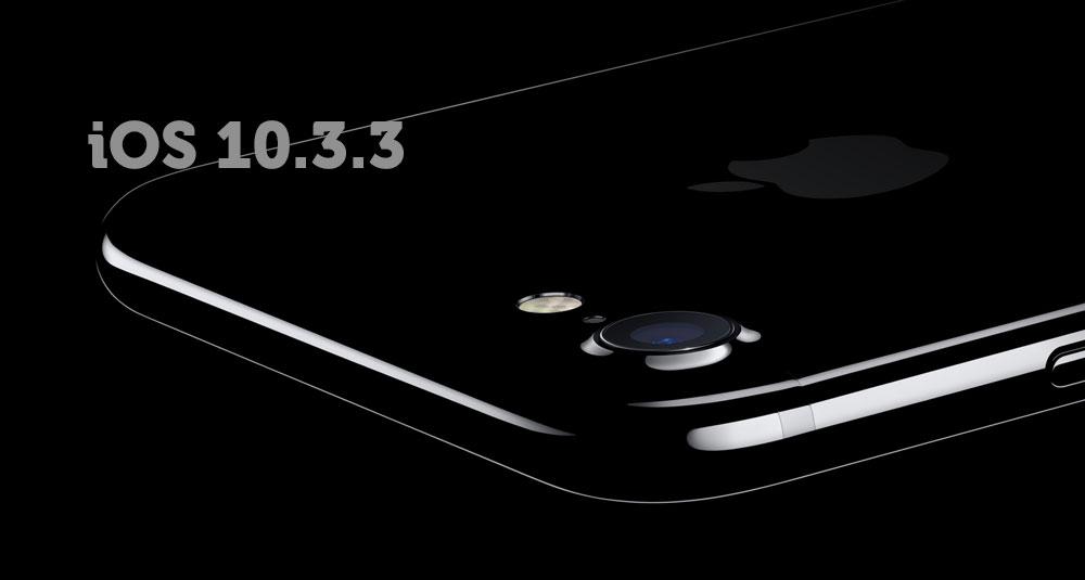 Apple phát hành bản beta thứ 2 của iOS 10.3.3 cho iPhone, iPad và iPod Touch
