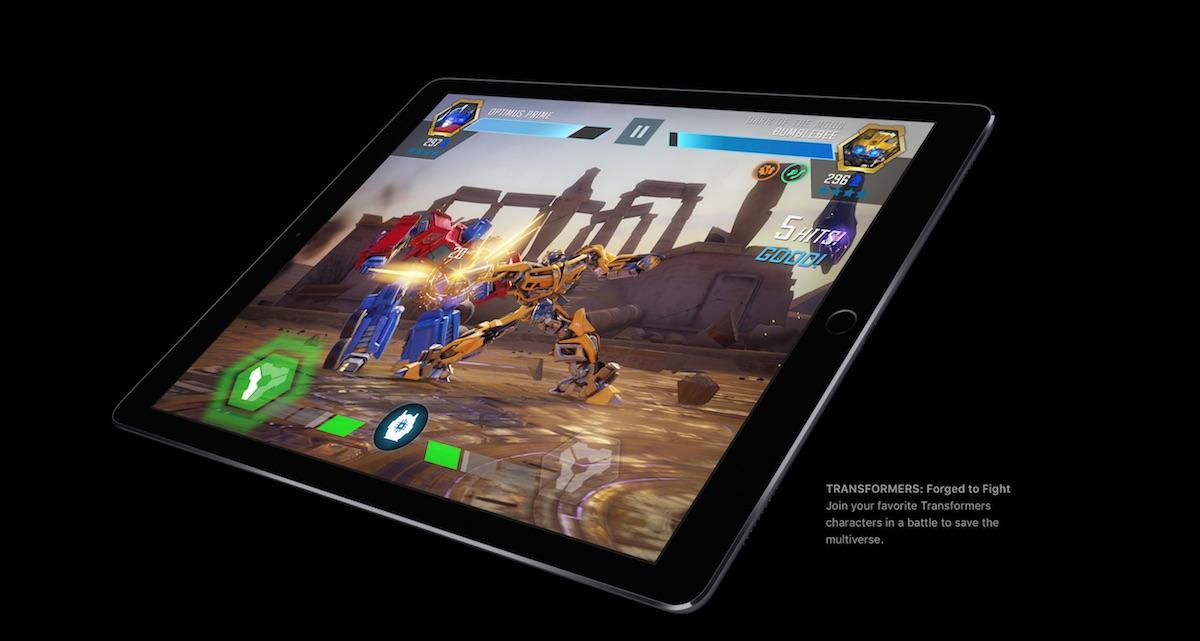 iPad Pro 10.5 inch với viền mỏng