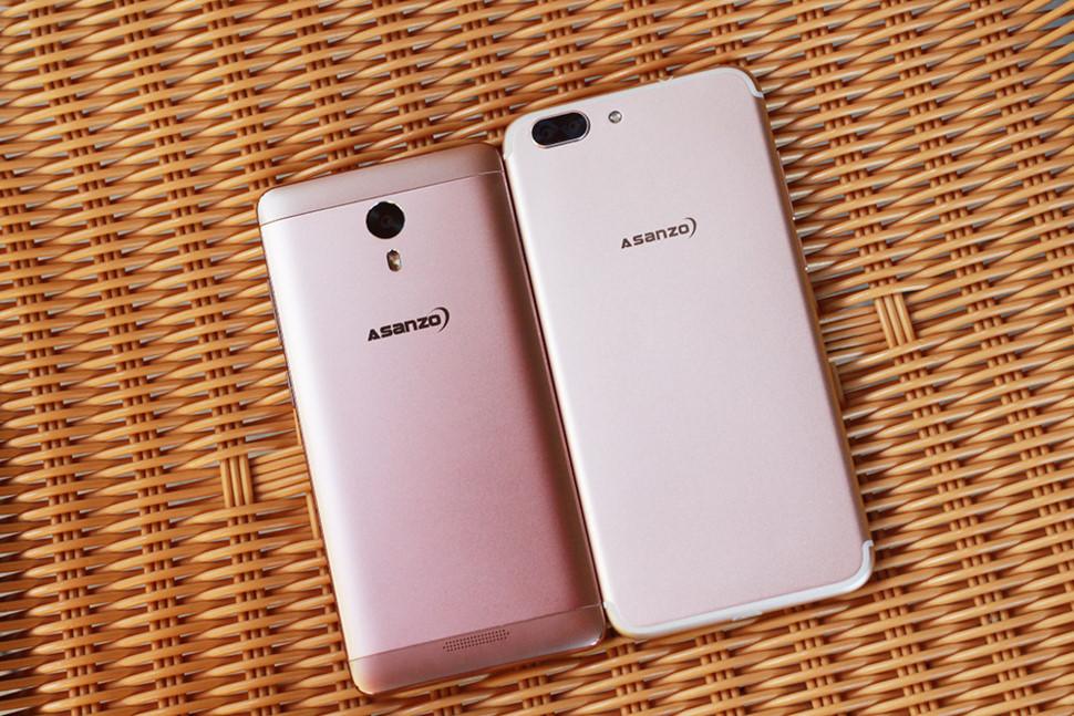 asanzo-smartphones