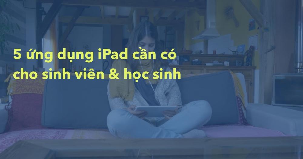 5ipad-app-sinh-vien
