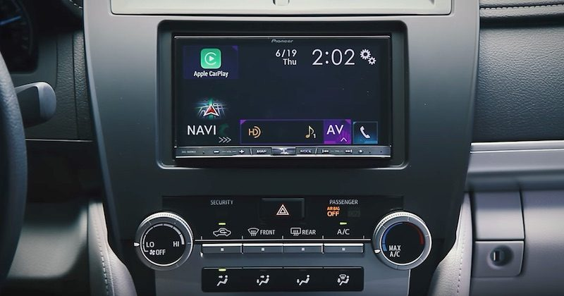 Pioneer AppRadio Mode