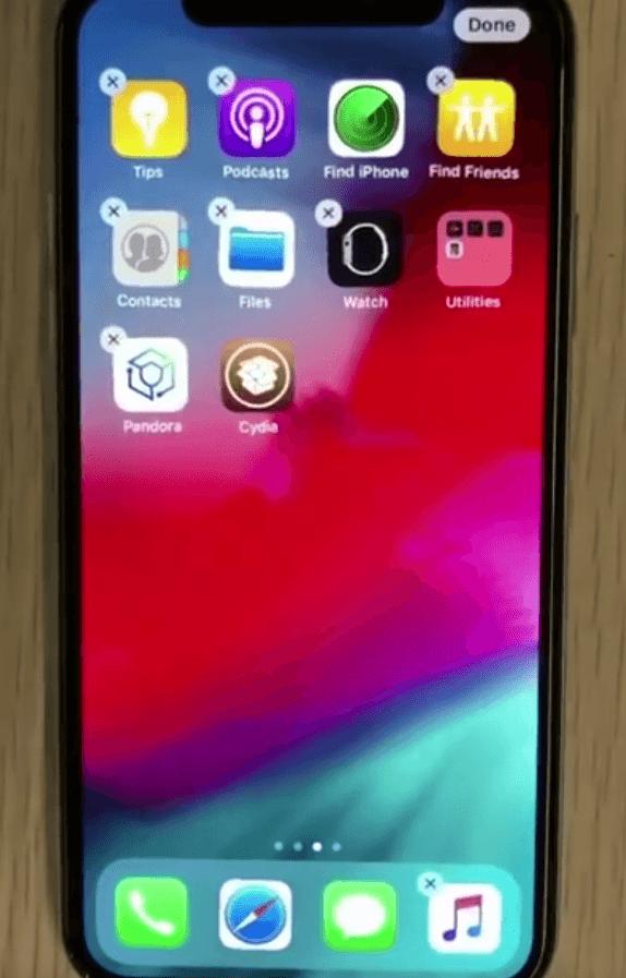 Ali Security iOS 12 Untethered Jailbreak