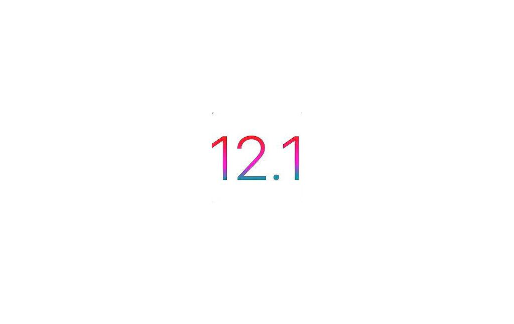 iOS 12.1